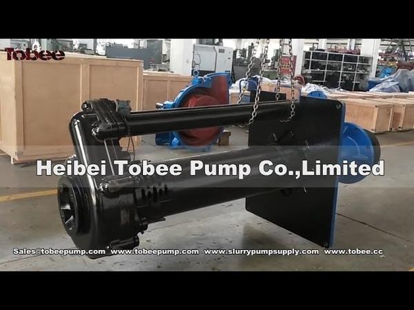 EPDMEthylene Propylene Diene Monomer Rubber Vertical Pump 100 RV SPR, Submerged depth 1800mm